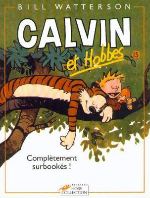 Calvin & Hobbes (in French): Calvin & Hobbes 15/Completement Surbookes (Paperback)