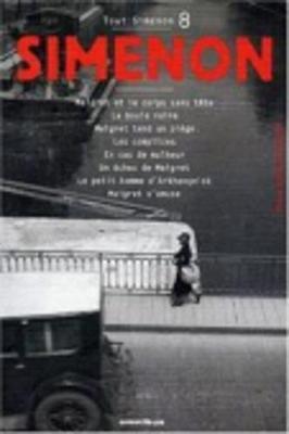 Tout Simenon: Unications 8 (Paperback)