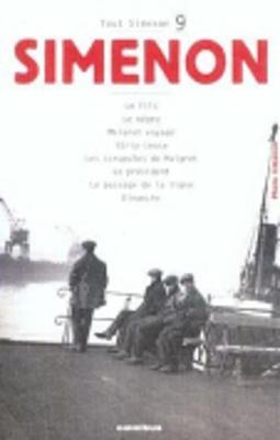 Tout Simenon: Centenaire 9 (Paperback)