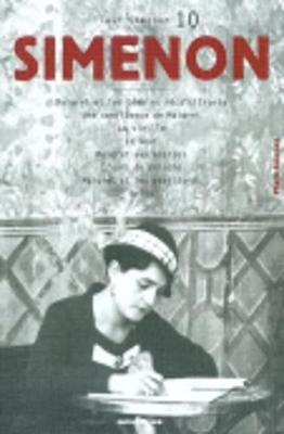 Tout Simenon: Centenaire 10 (Paperback)