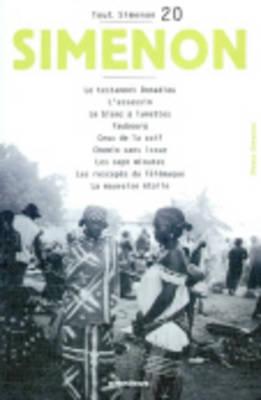 Tout Simenon 20: L'assassin/Faubourg/Chemin sans issue (Paperback)