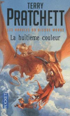 La huitieme couleur (Disque-monde 1) (Paperback)