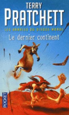 Le Dernier Continent (Livre 22) (Paperback)
