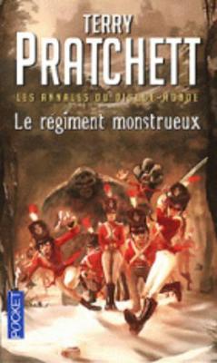 Le Regiment Monstrueux (Livre 29) (Paperback)
