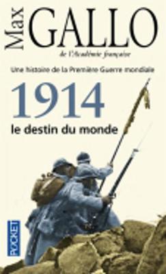 1914 le destin du monde (Paperback)
