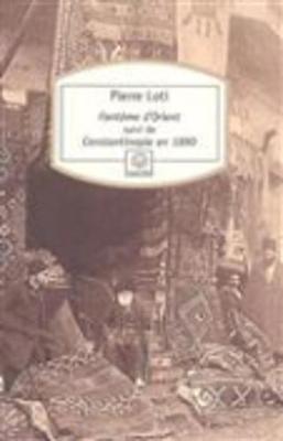 Fantome D'Orient ; Constantinople En 1890 (Paperback)