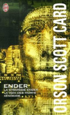 Coffret Ender: La Strategie Ender. La Voix DES Morts. Xenocide (Paperback)