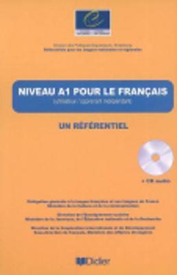 Les referentiel: Niveau A1 Livre + CD