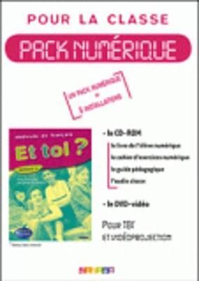 Et toi?: Manuel numerique 3 (A2) CD-Rom + DVD (5 licences)