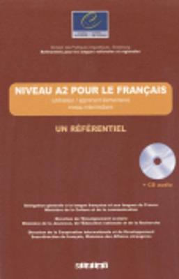 Les referentiel: Niveau A2 Livre + CD