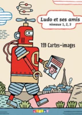 Ludo et ses amis 2015: Cartes-images - for all levels (Paperback)