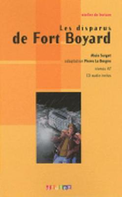 Atelier De Lecture: Les Disparus De Fort Boyard - Book & CD