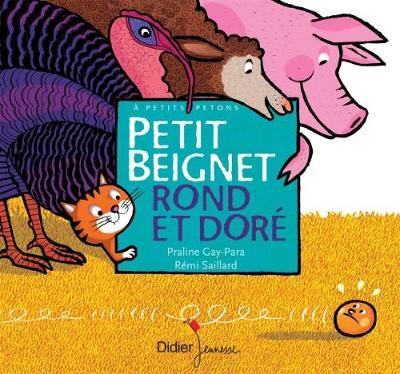 Petit Beignet Rond Et Dore (Hardback)