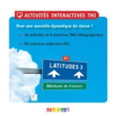 Latitudes: CD-Rom ressources numeriques 3 (B1)