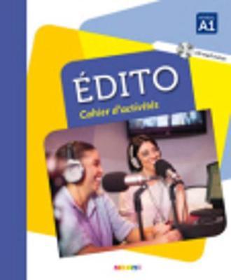 Edito (nouvelle edition): Cahier d'exercices A1 + CD MP3