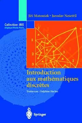 Introduction Aux Mathematiques Discretes (Paperback)
