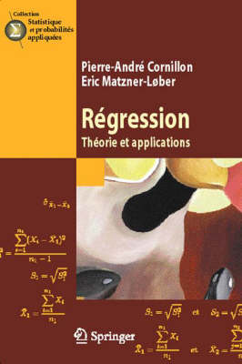 Regression: Theorie ET Applications (Paperback)