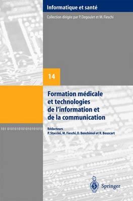 Formation Medicale Et Technologies De L'information Et De La Communication (Paperback)