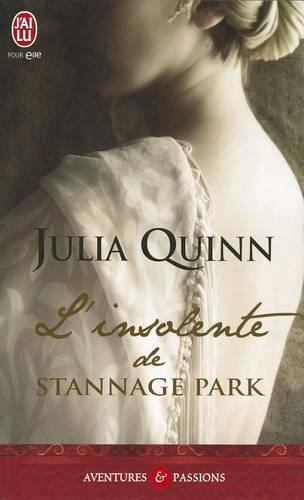 L'insolente de Stanhage Park (Paperback)