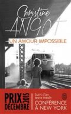 Un amour impossible (Paperback)