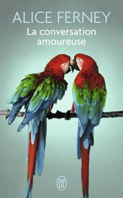 La conversation amoureuse (Paperback)