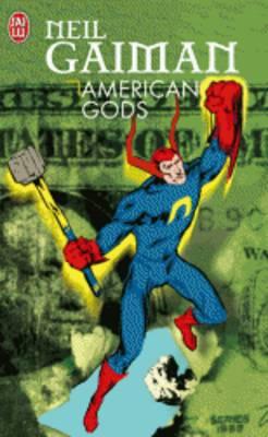 American Gods (Paperback)
