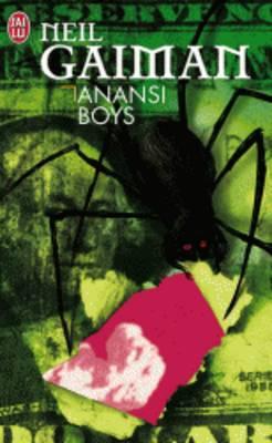 Anansi Boys (Paperback)