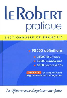 Le Robert Pratique Edn 2013 2013 (Hardback)