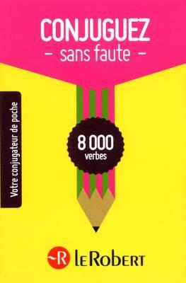 Conjugez Sans Faute (Paperback)