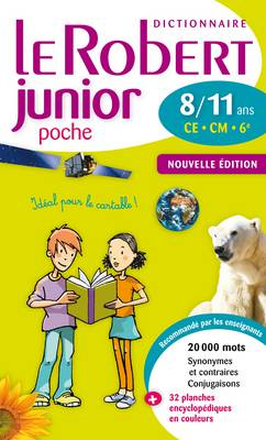 Le Robert Junior Poche - New Edn 2013 2013 (Paperback)