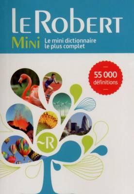 Le Robert Mini Langue Francaise (Paperback)