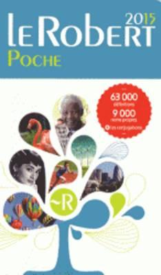 Le Robert de Poche 2015 (Paperback)