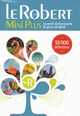 Le Robert Mini Plus (Paperback)