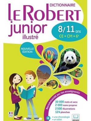 LE Robert Junior Illustre 8-11 Yrs (Hardback)