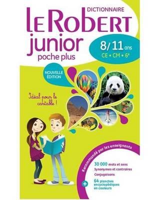 LE Robert Junior Poche Plus 2017