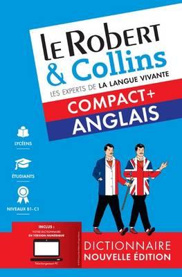 Le Robert Et Collins Compact Plus Anglais (Paperback)