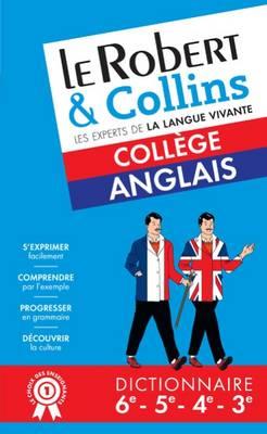 Le Robert Et Collins College Anglais (Paperback)