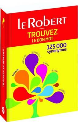 Trouvez Le Bon MOT (Paperback)