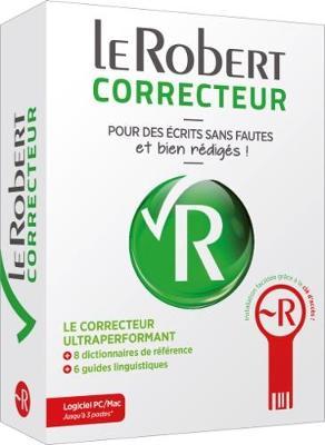Le Robert Correcteur 2017 (CD-ROM)
