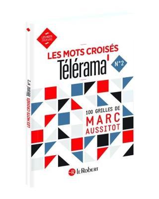 Les mots croises de Telerama N 2 (Paperback)