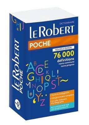 Le Robert de Poche 2019: Small monolingual French Dictionary: Paperback edition - Le Robert Dictionnaires (Paperback)