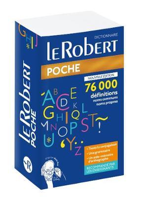 Le Robert de Poche: Paperback eition - Dictionnaires Langue Francaise (Paperback)