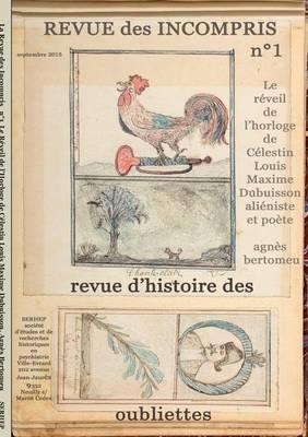 Revue Des Incompris Revue D'Histoire Des Oubliettes (Paperback)