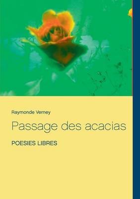 Passage des acacias (Paperback)