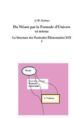 Du Neant a la Formule Universelle Et Retour (Paperback)
