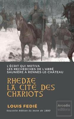 Rhedae, La Cite Des Chariots (Paperback)