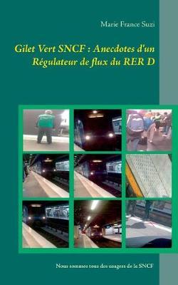 Gilet Vert Sncf: Anecdotes d'Un R gulateur de Flux Du Rer D (Paperback)