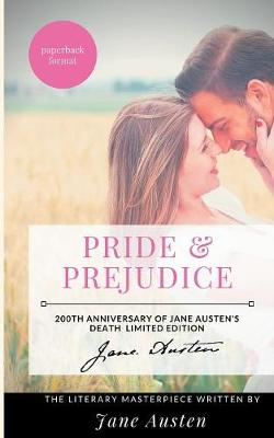 Pride and Prejudice: The Jane Austen's Literary Masterpiece (Paperback)