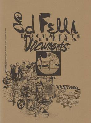 Ed Fella - Documents (Paperback)
