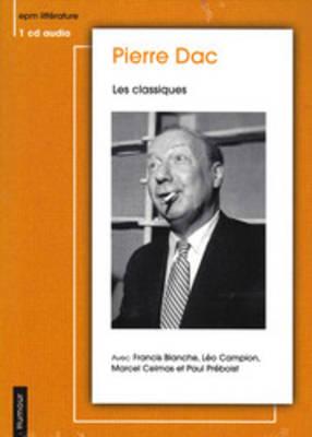 Pierre Dac: 10 sketches incontournables du maitre (1 CD)